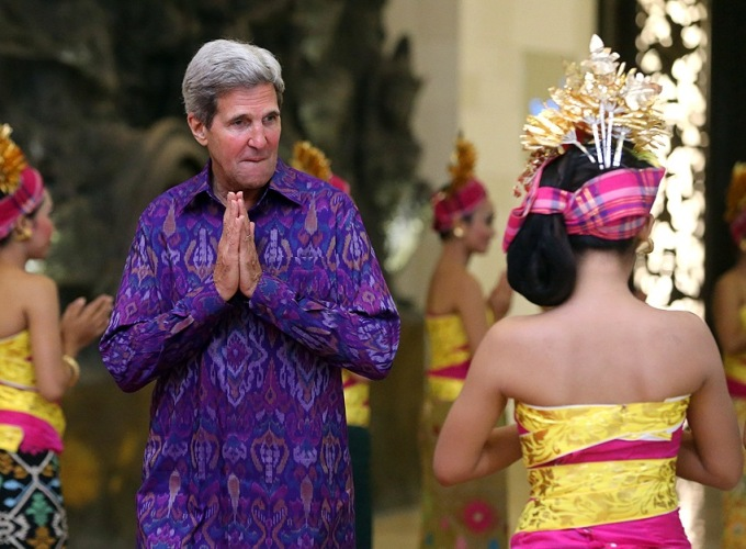Chính khách John Kerry