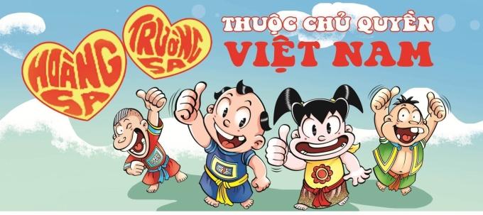 Trường Sa và Hoàng Sa là của Việt Nam