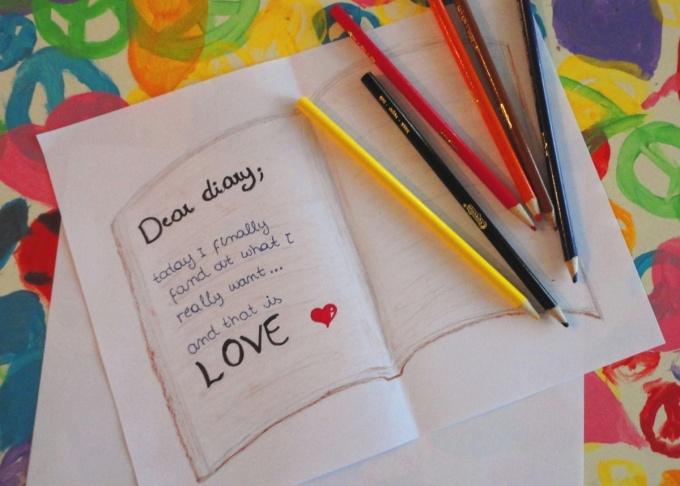 Nhật ký tình yêu
